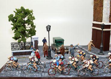 Diorama Tour De France 1908 ancora disponibile. Now avalaible!